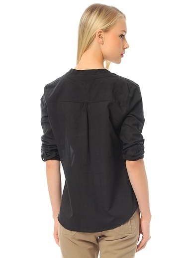 Loox Bluz Siyah